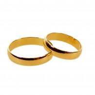 Ring 4mm Flauwbol