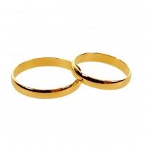 Ring 3mm Flauwbol